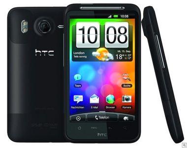 زنگ های فابریک HTC Desire HD  برای دانلود