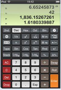 نرم افزار ماشین حساب فوق حرفه ای PCalc v2.2 – برنامه آیفون