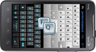 نرم افزار تایپ لمسی در گوشی های آندروید Perfect Keyboard v1.1.7