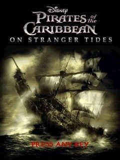 بازی جاوا Pirates Of The Caribbean: On Stranger Tides برای موبایل