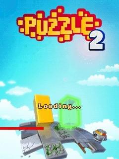 بازی پازل Puzzle 2 برای موبایل به صورت جاوا