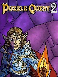 بازی پازل Puzzle Quest 2 به صورت جاوا برای موبایل