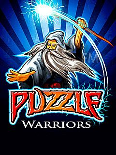 بازی موبایل Puzzle Warriors به صورت جاوا