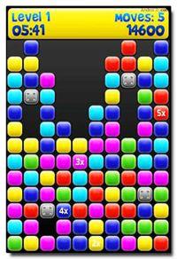 بازی پازل رنگی Puzzle Blox Arcade v2.3.2 – بازی آندروید