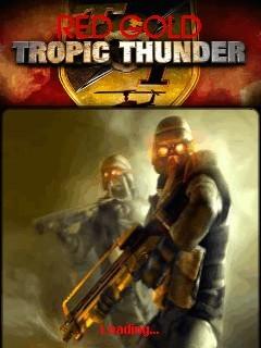 بازی موبایل RED GOLD 2: Tropic Thunder به صورت جاوا