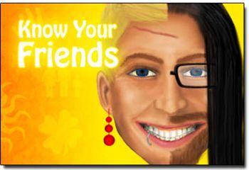 نرم افزار آندروید تغییر چهره با Robotic Hydra Know Your Friends v1.0