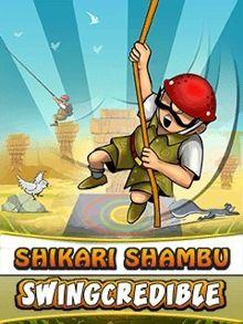 بازی موبایل Shikari Shambu: Swingcredible به صورت جاوا