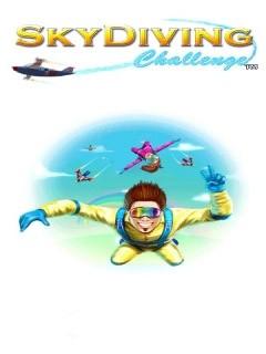 بازی موبایل Skydiving Challenge به صورت جاوا