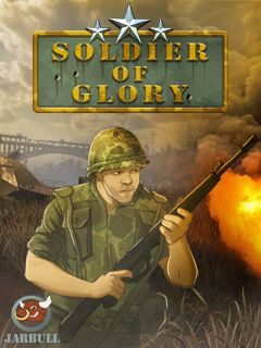 بازی جنگی Soldier Of Glory به صورت جاوا برای موبایل