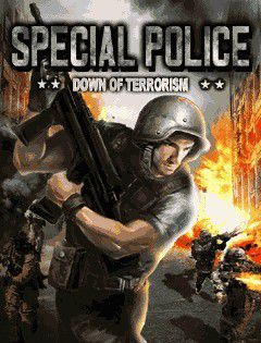 بازی موبایل جدید Special Police: Down of Terrorism با فرمت جاوا