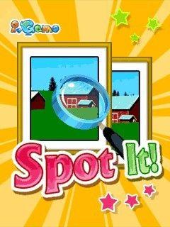 بازی موبایل Spot It به صورت جاوا برای موبایل – بازی جدید