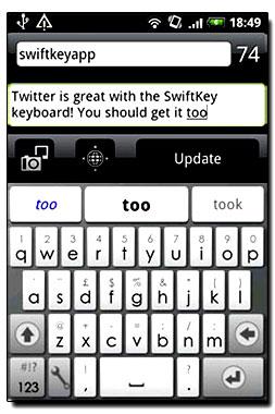 نرم افزار تایپ سریع و آسان و هوشمند با SwiftKey Keyboard v1.0.951 – آندروید