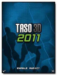بازی جدید و بسیار جذاب ورزشی TASO 2011 3D – بازی موبایل