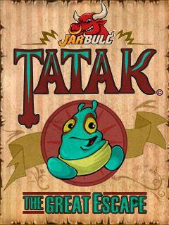 بازی موبایل  Tatak:The Great Escape به صورت جاوا