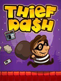 بازی موبایل جدید Thief Dash به صورت جاوا