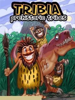 بازی موبایل Tribia: Prehistoric Tribes به صورت جاوا برای دانلود