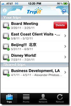 نرم افزار کاربردی برای آندروید – TripIt Travel Organizer