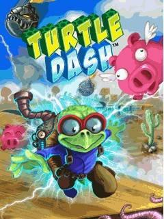 بازی موبایل بسیار زیبای Turtle Dash با فرمت جاوا