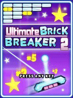 بازی موبایل جدید Ultimate Brick Breaker 2 با فرمت جاوا
