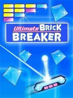 دانلود بازی سرگرم کننده ی Ultimate Brick Breaker به صورت جاوا