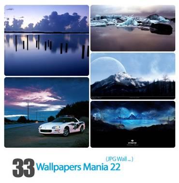 دانلود والپیپر های زیبا و گوناگون – Wallpapers Mania