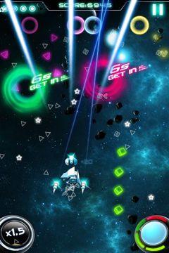 بازی موبایل Wave – Against Every Beat! برای نوکیا سیمبیان ۳