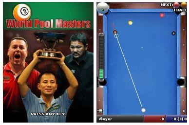 بازی موبایل World Pool Masters