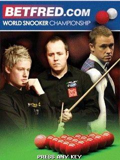 بازی جدید World Snooker Championship 2011 برای موبایل