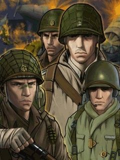بازی جدید و بسیار زیبای World War II History به صورت جاوا