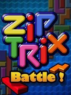 بازی جاوا Ziptrix Battle برای گوشی های نوکیا و سونی اریکسون