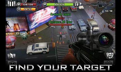 بازی موبایل contract killer برای گوشی های آنروید – بازی آندروید
