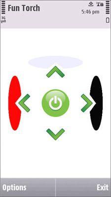 دانلود نرم افزار جدید چراغ قوه فان تورچ Fun Torch برای گوشی های نوکیا