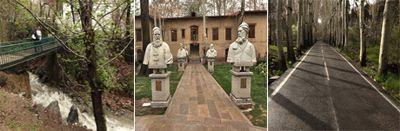 مجموعه فرهنگی تاریخی کاخ سعد آباد – عکس