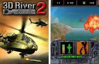بازی موبایل جاوا : River Storm 2 برای گوشی های سونی اریکسون