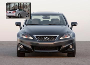 مجموعه پس زمینه ها با کیفیت از لکسوس Lexus IS 350 سال ۲۰۱۱