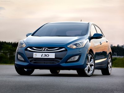 مجموعه تصاویر با کیفیت از هیوندا Hyundai i30 سال ۲۰۱۳