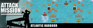 بازی جاوا Attack Mission : Atlantic Harbour برای موبایل