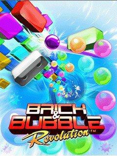 دانلود بازی موبایل Brick and Bubble Revolution به صورت جاوا