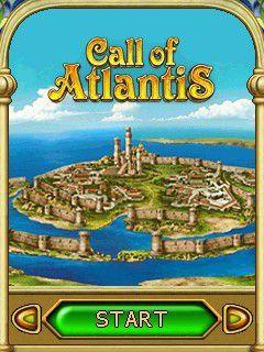 بازی موبایل سرگرم کننده Call of Atlantis با فرمت جاوا