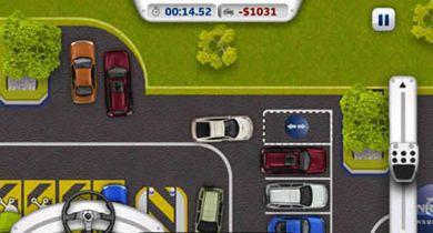 بازی اندروید سرگرم کننده Car Park Challenge 1.1.3