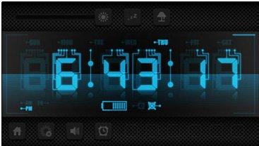 دانلود نرم افزار ساعت دیجیتال Digital Nightstand v1.2 – نرم افزار آندروید