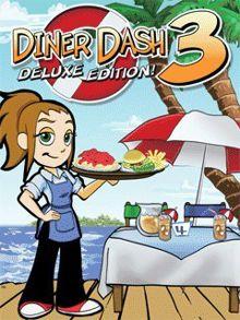 بازی موبایل Diner Dash 3: Deluxe Edition با فرمت جاوا