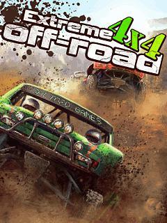 دانلود بازی موبایل بسیار زیبا Extreme 4×4 Off-Road با فرمت جاوا