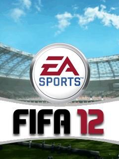 بازی موبایل زیبا و معروف FIFA 2012 با فرمت جاوا