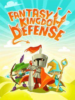 دانلود بازی موبایل Fantasy Kingdom Defense به صورت جاوا