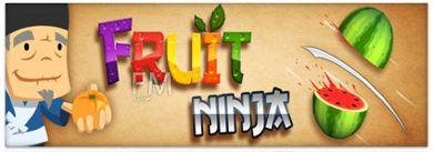 بازی برای گوشی های آندروید Fruit Ninja v1.6.2.10