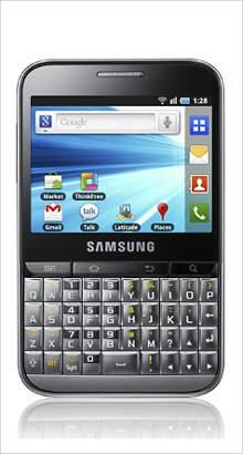معرفی و بررسی سامسونگ Galaxy Pro B7510