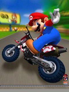 بازی موبایل جذاب Gravity SUPER Mario با فرمت جاوا