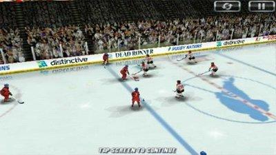 دانلود مستقیم بازی سیمبیان ۳ – Hockey Nations 2011