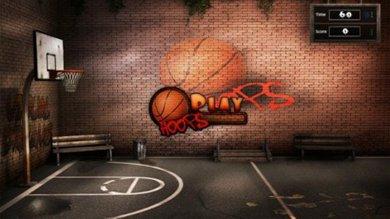 بازی گوشی های سیمبیان ۳ – دانلود بازی Hoops 1.00